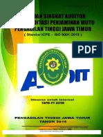 Panduan Singkat Pt Jatim-20092016