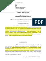 Sentencia CSJ-21 de Enero de 2005