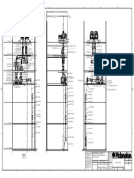 Arrangement Chutes Supports