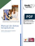 Manual de Dietas Terapéuticas