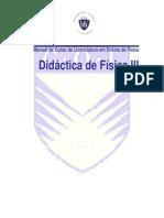 Didáctica de Física III