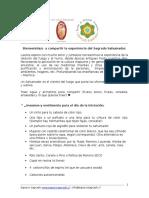 Iniciacion Al Sagrado Sahumador- Informacion General v.02