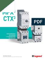 Legrand MPX-CTX-RTX
