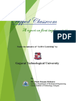Flipped Class Report