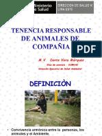 TENENCIA RESPONSABLE2012