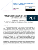 Modified Clahe an Adaptive Algorithm for Contrast Enhancement of Aerial Medical and Underwater Images
