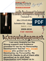 Personalitydevelopment Deepakmistry 091120073838 Phpapp01