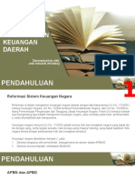 Pengelolaan Keuangan Daerah