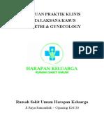 Panduan Praktik Klinis Tata Laksana Kasus Obstetri & Gynecology Revisi