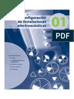 Configuracion de Instalaciones Electroacusticas