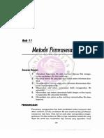 Bagian3 Bab11 Metode Pemrosesan File