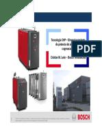 02 Tecnologia CHP Dimensionamiento de Potencia de Sistemas de Cogeneracion ROBERT BOSCH Fenercom 2013