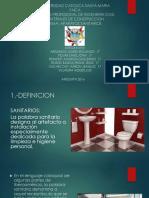 2.- APARATOS SANITARIOS