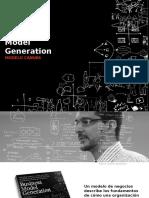 [PD] Presentaciones - Modelo Canvas