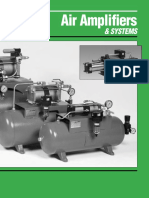 Air Amplifiers Systems