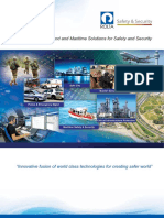ROLTA Homeland and Maritime Solutions for Safety and Security