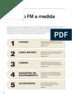 Volvo FM Especificaciones ES