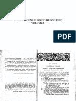 Anuário Genealógico Brasileiro n.1