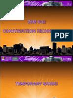 8. QSM 602 - Temporary Works