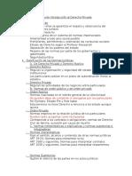 Apunte General Introduccion Al Derecho Privado CHILENO
