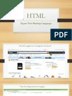 Introduccion HTML