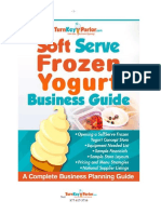 Self Serve Soft Serve Book
