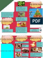 Leaflet Nutrisi Asam Urat