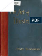 (1896) Blackburn's Art of Illustration Book