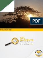 Revista Sol Nascente N5