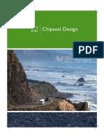 09 Chipseal Design