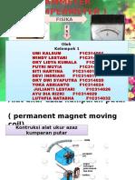 Ammeter ( Ampermeter )