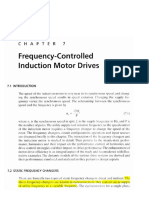 Frequency Controlled Drives