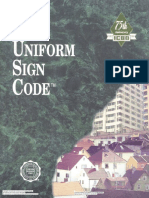 Icbo Sign Code-97