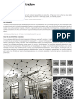 Digital Fabrciation_Case Studies_Installation + Screens