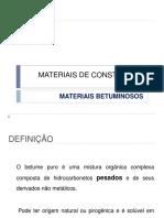 AULA 15 e 16 - Materiais Betuminosos e Impermeabilizacao.pdf