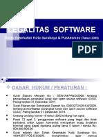 Presentasi Freeware Software-Dinkes