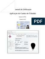 Manual Cartao de Cidadao 1.61.0