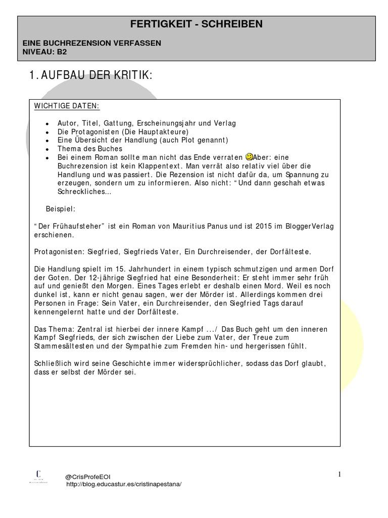 Gemütlich Schreibe Eine Buchvorlage Ideen - Ideen Wieder Aufnehmen ...