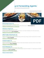 Shipping Forwarding Agents BizHouse.uk