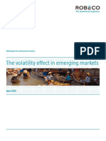 Whitepaper the Volatility Effect in Em