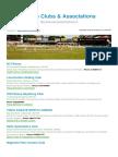Sports Clubs Associations BizHouse.uk