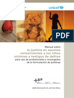 Handbook for Proffesionals and Policymakers Spanish