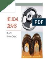 12. HelicalGears(Lec 12)