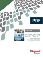 SAKLAR-KKB_legrand Catalogue 2007