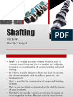 Shafting(Lec15)