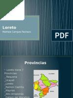 Exposicion de Loreto