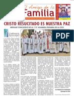 EL AMIGO DE LA FAMILIA 7 abril 2017