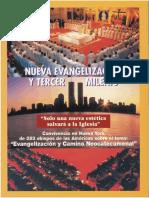 Convivencia Obispos NY 1997 camino neocatecumenal