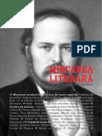 Mișcarea literară 4 / 2016