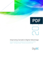 Improving Canada's Digital Advantage